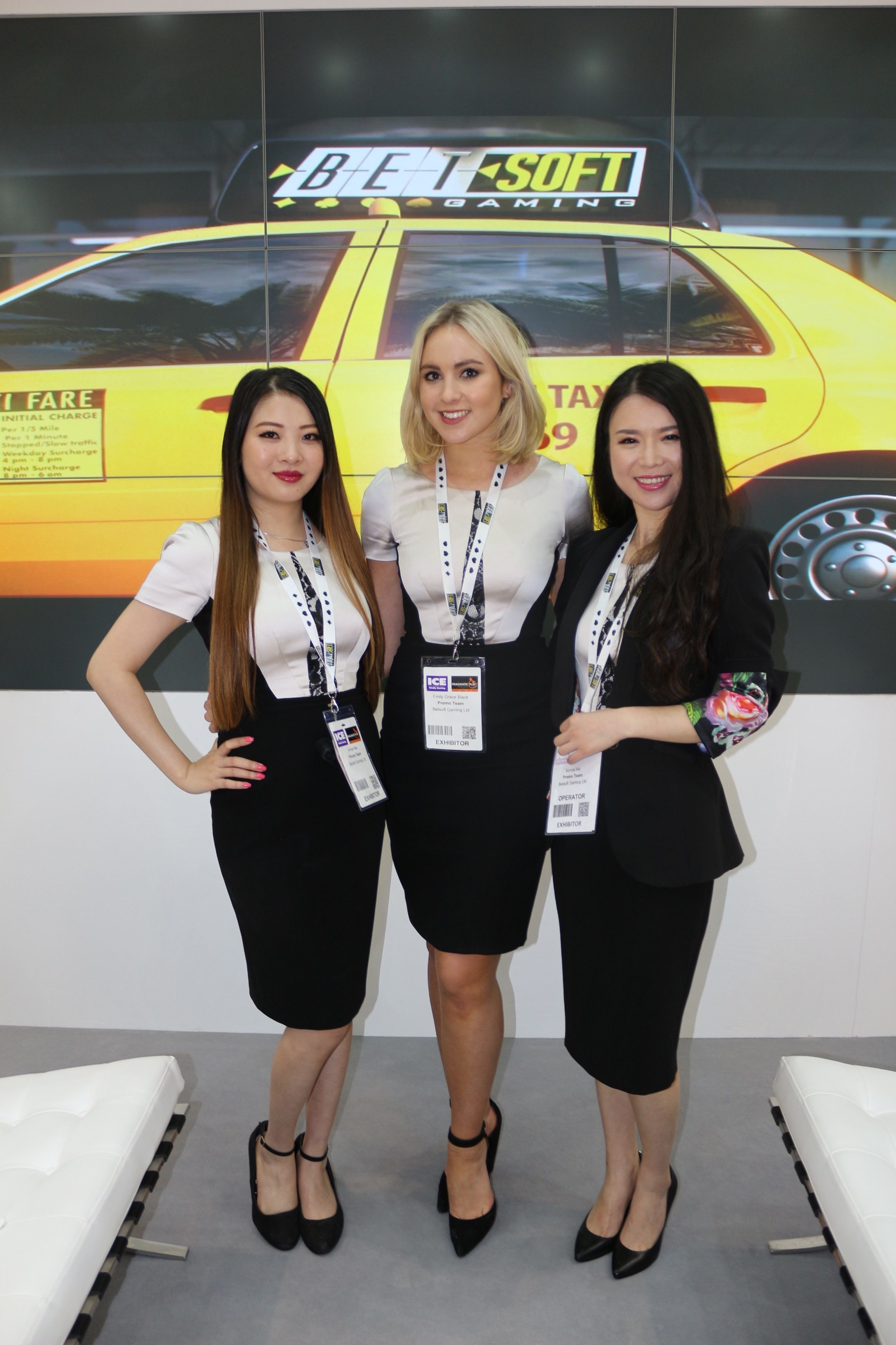Totally Ice Gaming Promotion Girls For Hire-7062