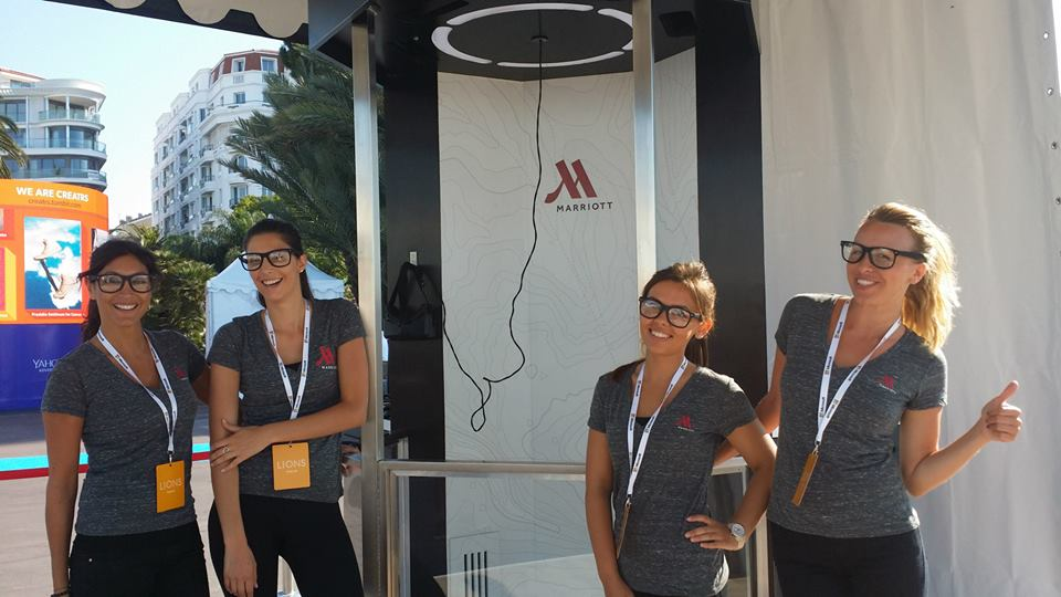 Exhibition Hostess Agency Cannes France