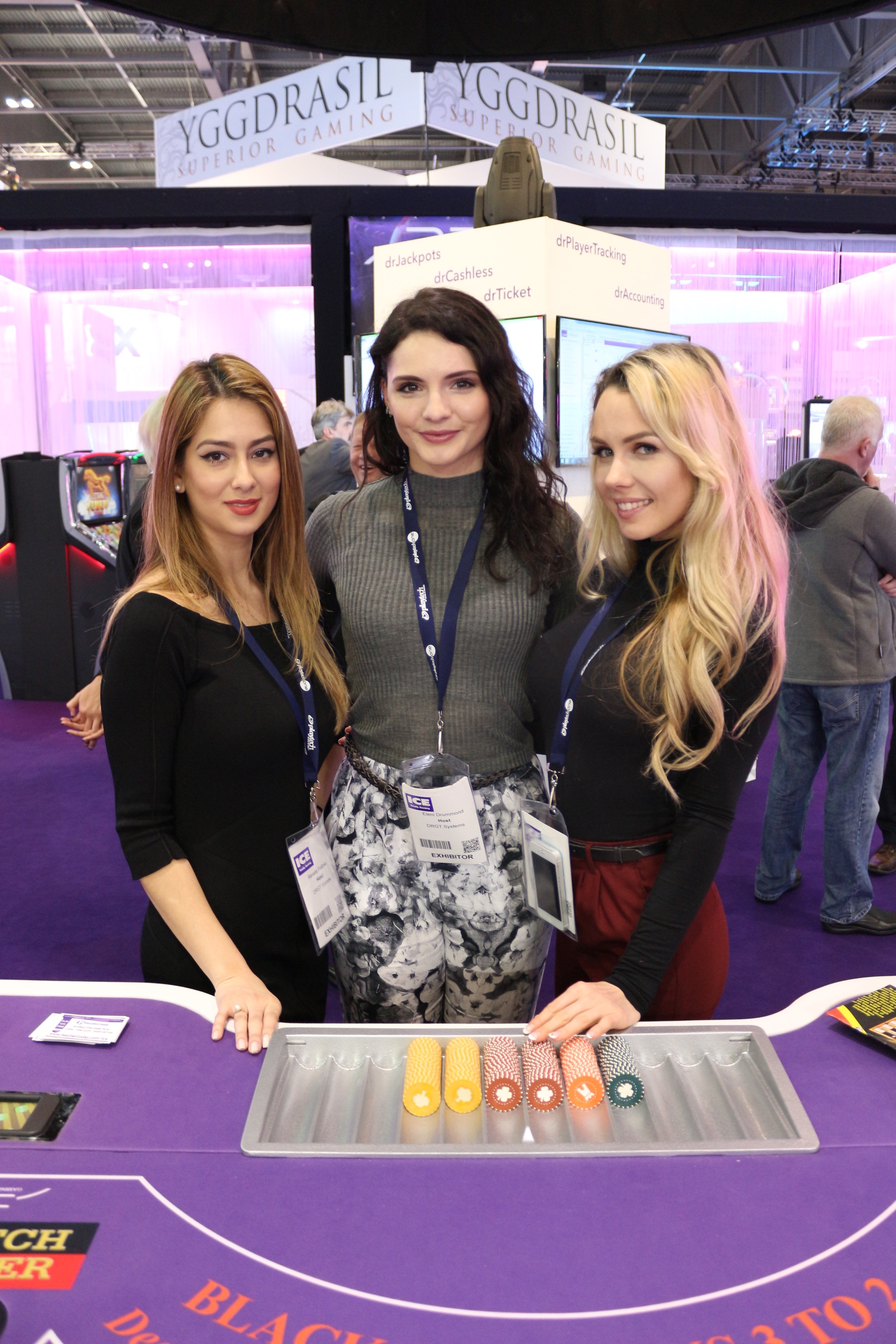 Exhibition Stand Companies In Dubai : Promotion girls agency across the uk exhibition
