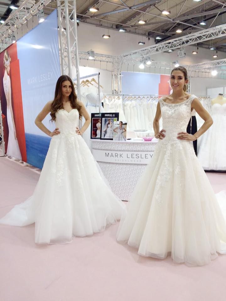 Exhibition Girls Staffing Agency at the Harrogate Bridal Show
