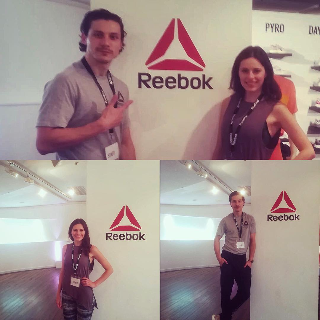 Promotion Staff for Reebok SS19 Press Launch at OXO Tower London