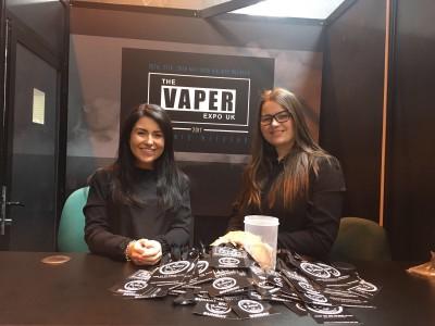 Hostess Agency at Vaper Expo