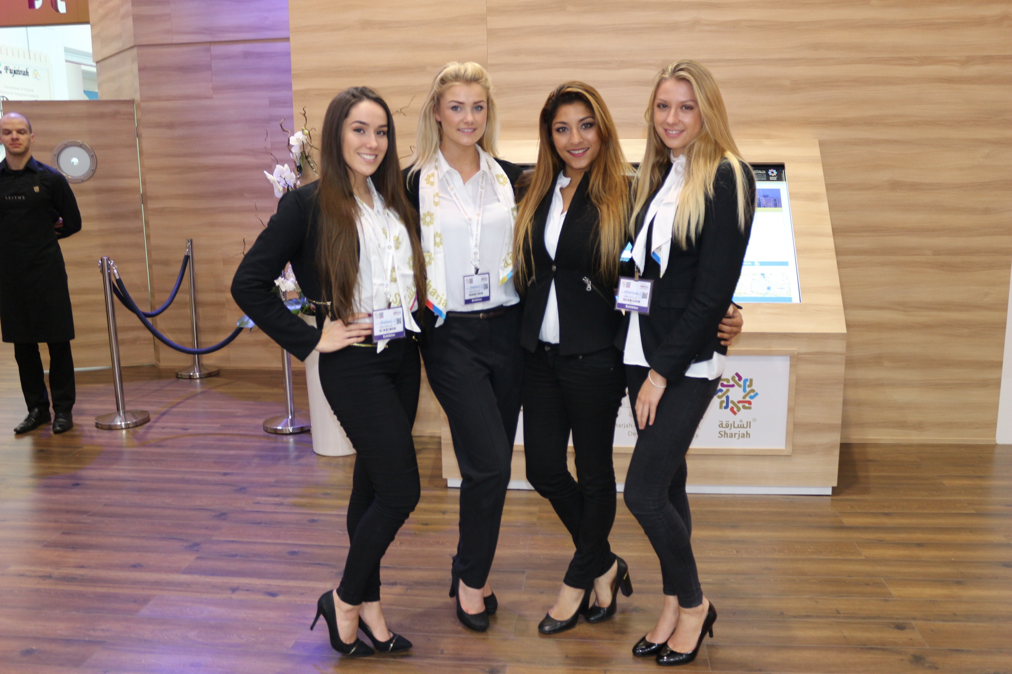 Exhibition Stand Hostess : Hostess agency exhibition girls limited staff