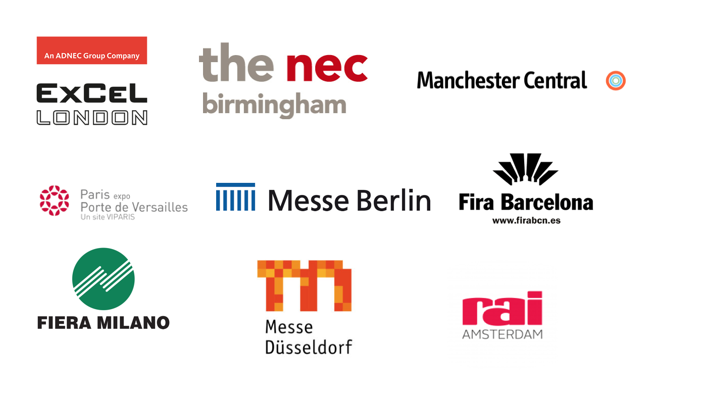 Tradeshow Logo Promotional Staff