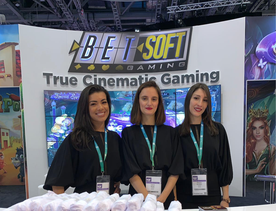 Promo Girls for ICE Totally Gaming at ExCel London