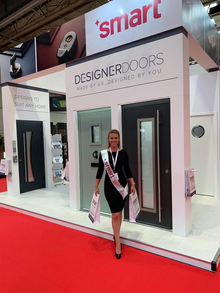 Exhibition Staff for FIT Show at NEC Birmingham