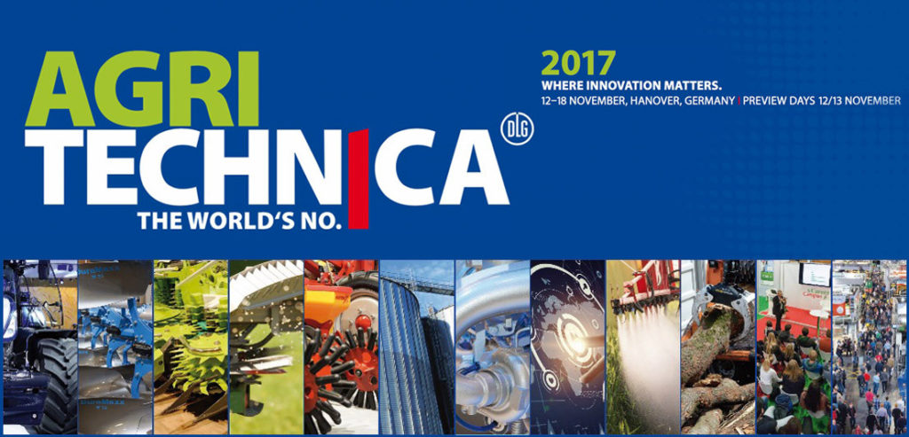 Agritechnica Hannover Exhibition Staff