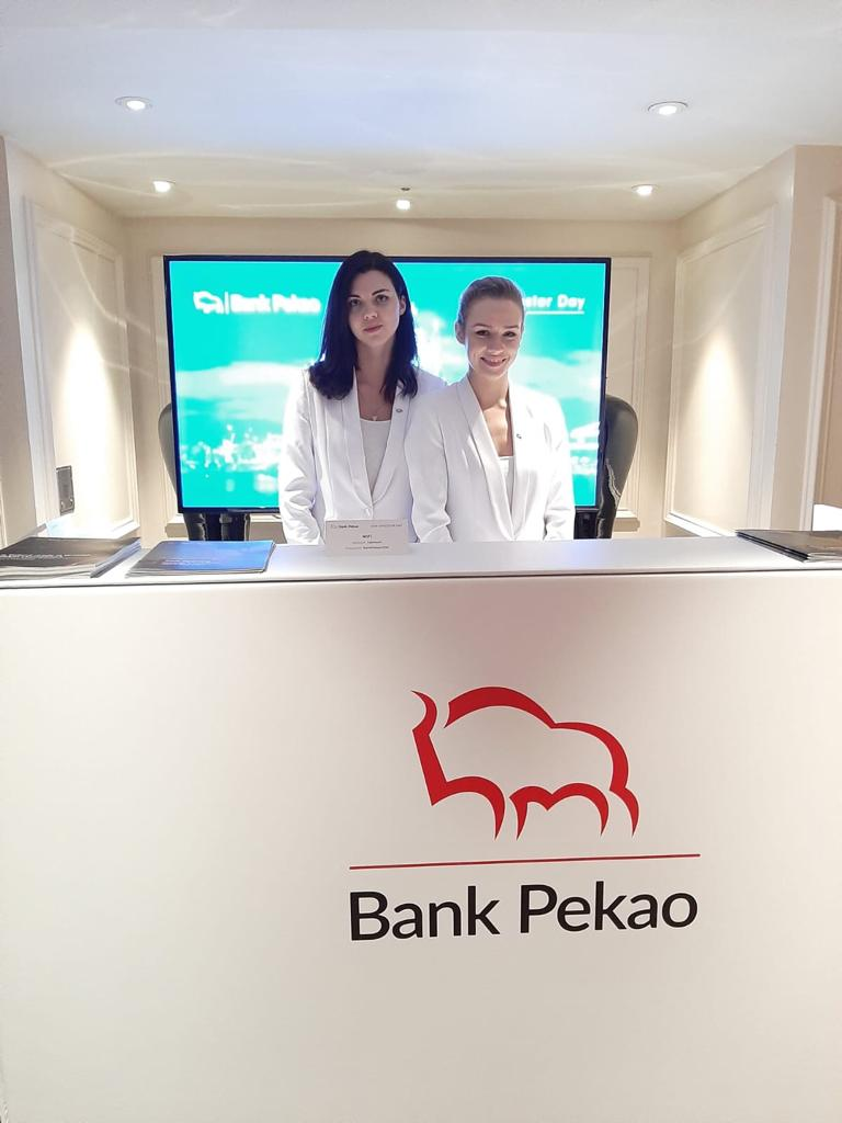 Conference Staff for hire for Bank Pekao Investor Day at The Savoy