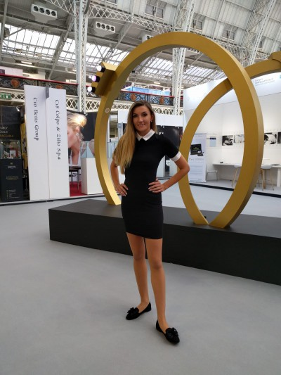 Exhibition Staff LuxLive Excel London