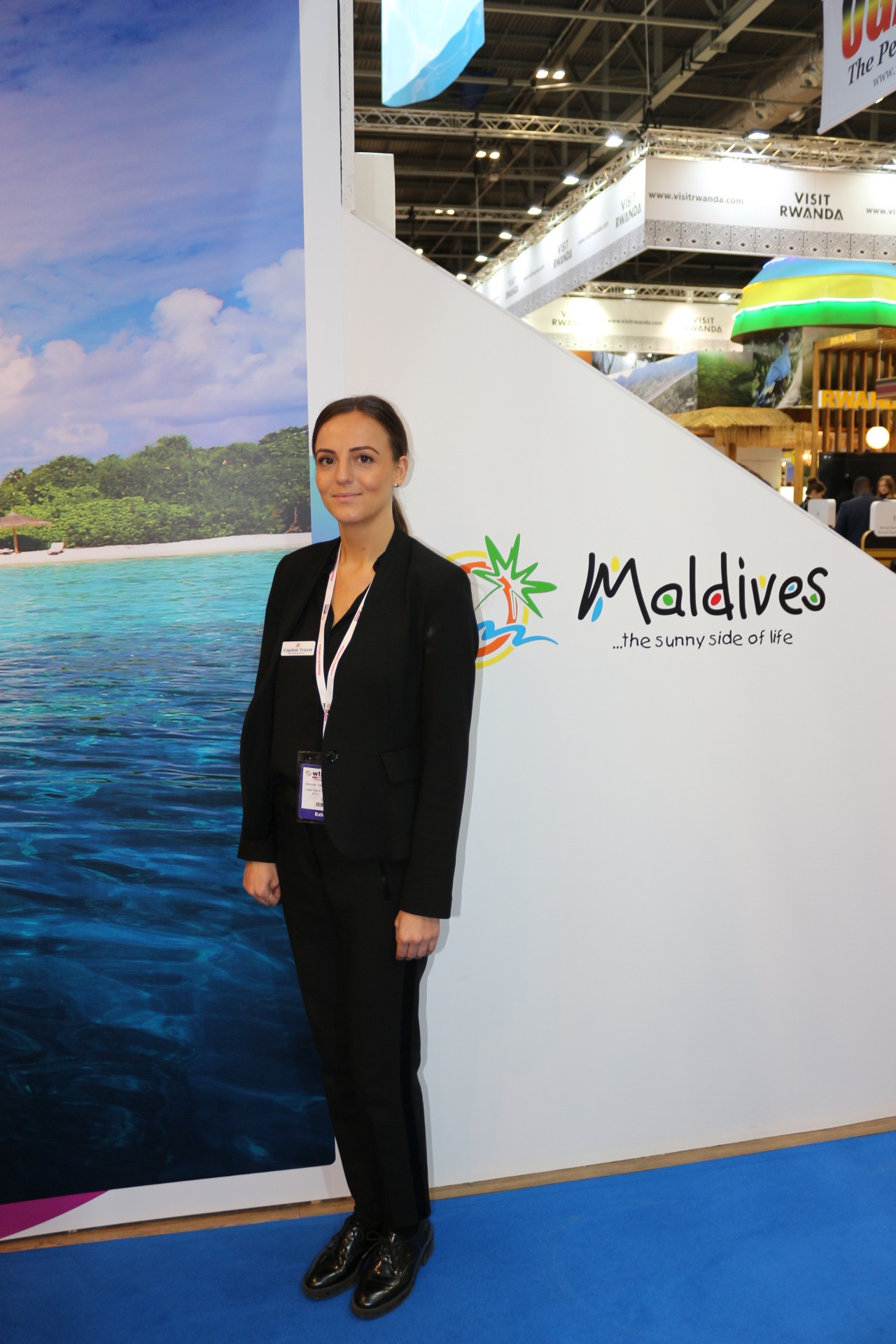 World Travel Market Excel 2019